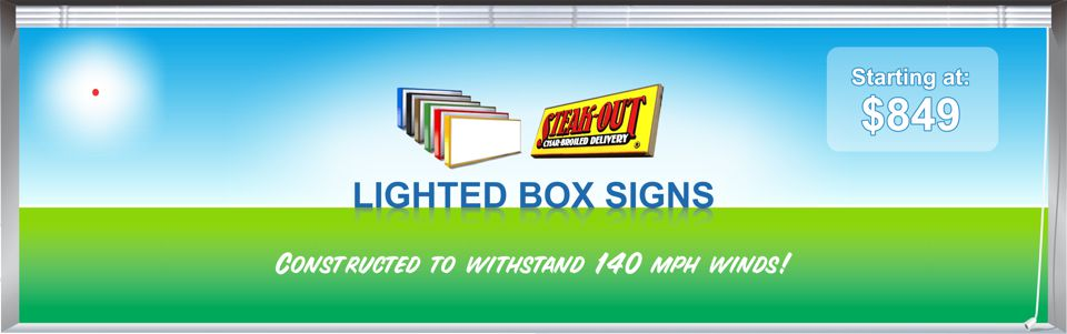 Lighted business signs commercial lighted sign outdoor lighted box lighted business signs commercial lighted sign outdoor lighted box signs aloadofball Images